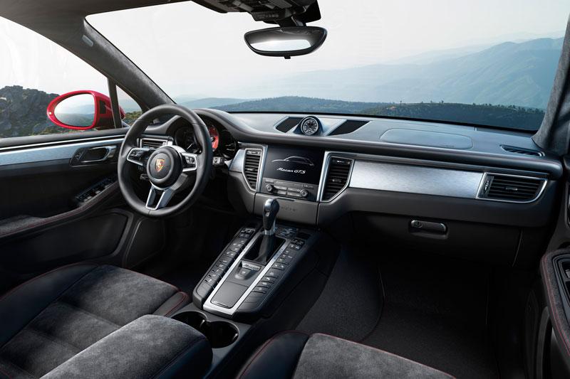 Salpicadero Porsche Macan GTS