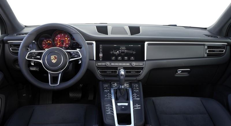 Foto Salpicadero Porsche Macan Spirit Suv Todocamino 2019