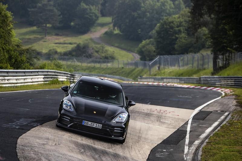 Foto Exteriores Porsche Panamera Sedan 2020