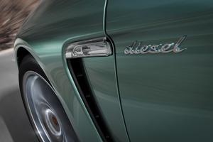 Porsche Panamera diésel
