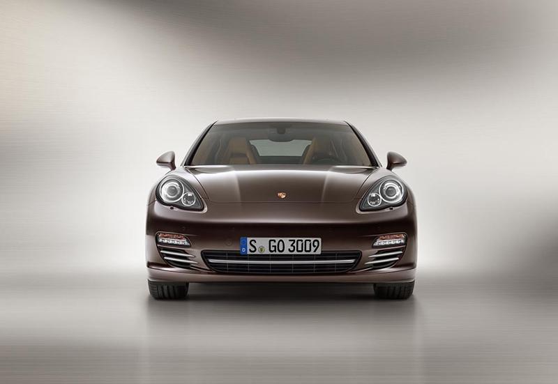 Nuevo Porsche Panamera Platinum Edition