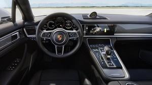 Foto Salpicadero Porsche Panamera-turbo-s-e-hybrid Berlina 2017