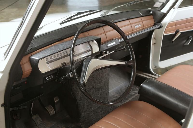 Renault 16 - Vista interior