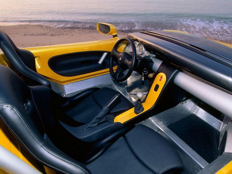 Renault Sport Spider - Interior