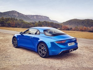 Foto Exteriores 1 Renault Alpine-a110 Cupe 2018