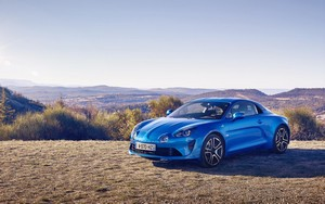 Foto Exteriores 2 Renault Alpine-a110 Cupe 2018