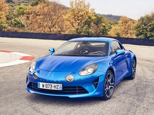 Foto Exteriores 3 Renault Alpine-a110 Cupe 2018