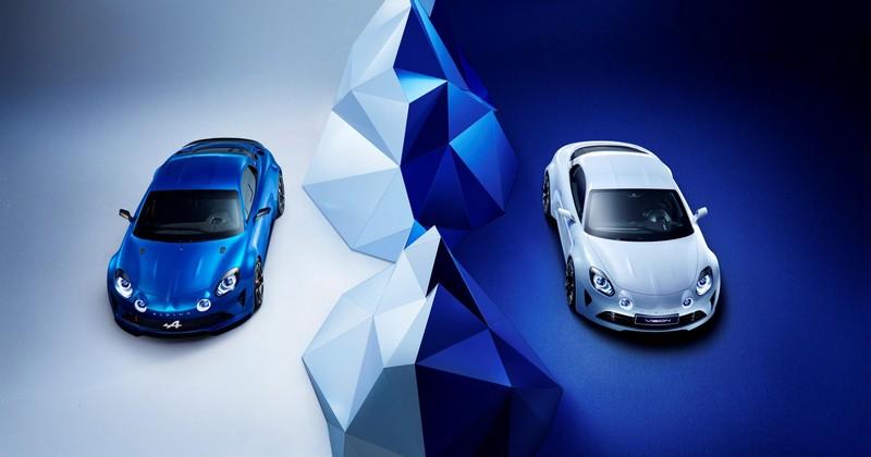 Foto Exteriores Renault Alpine Vision Concept 2016