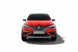 Foto Delantera Renault Arkana Concept 2018