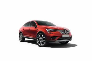 Foto Exteriores 1 Renault Arkana Concept 2018
