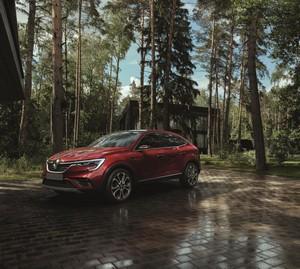 Foto Exteriores 2 Renault Arkana Concept 2018