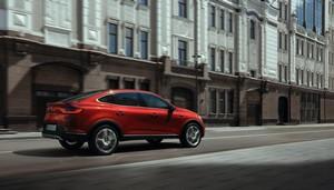 Foto Exteriores 3 Renault Arkana Concept 2018
