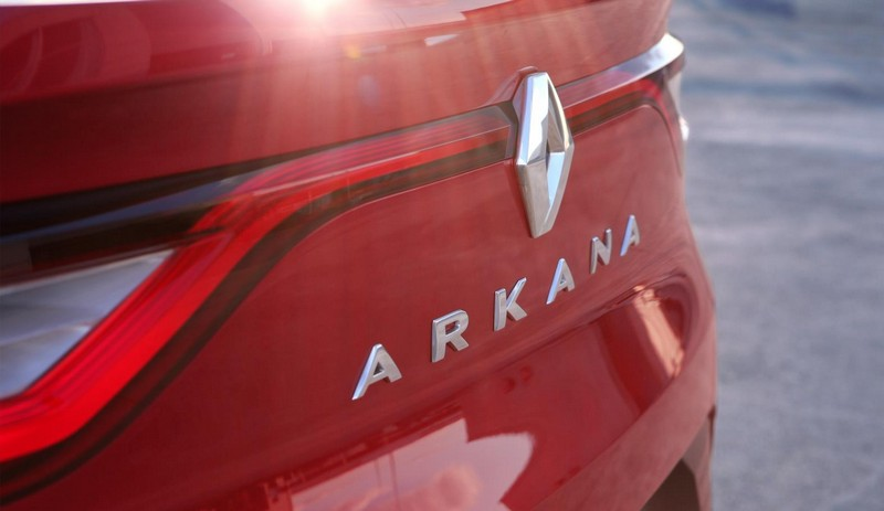 Foto Detalles Renault Arkana Concept 2018