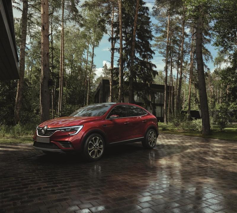 Foto Exteriores Renault Arkana Concept 2018