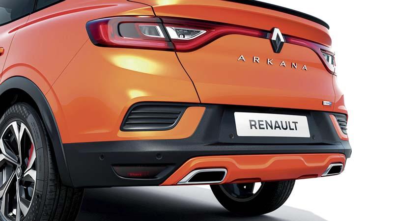 Foto Detalles Renault Arkana Suv Todocamino 2021