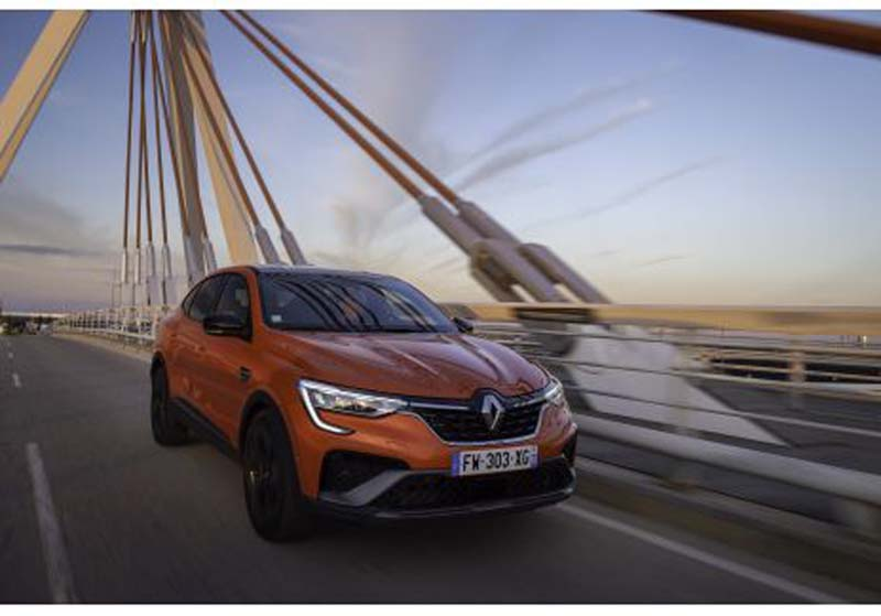 Foto Exteriores Renault Arkana Suv Todocamino 2021