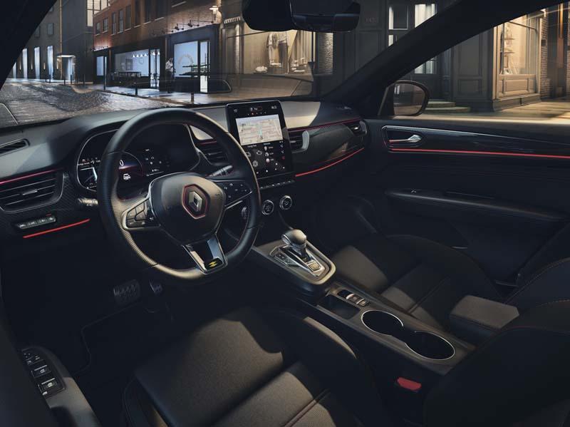 Foto Interiores Renault Arkana Suv Todocamino 2021