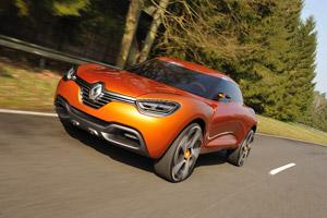 Foto Exteriores (2) Renault Captur Cupe 2011