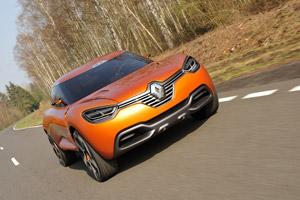 Foto Exteriores (4) Renault Captur Cupe 2011