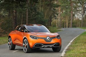 Foto Exteriores (7) Renault Captur Cupe 2011