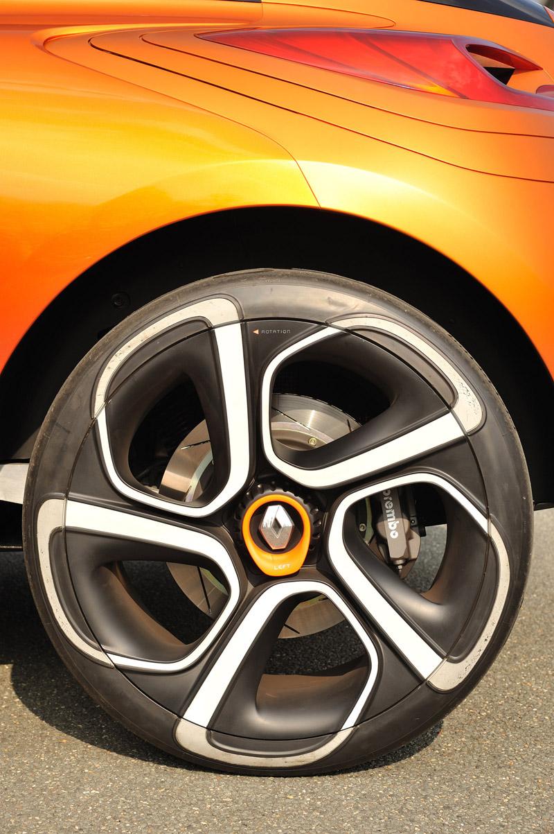 Foto Detalles Renault Captur Cupe 2011