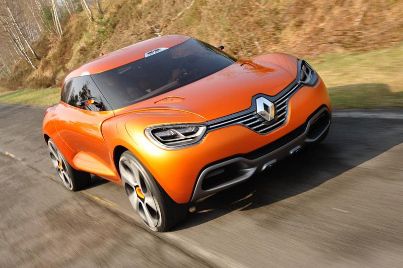 Foto Exteriores Renault Captur Cupe 2011