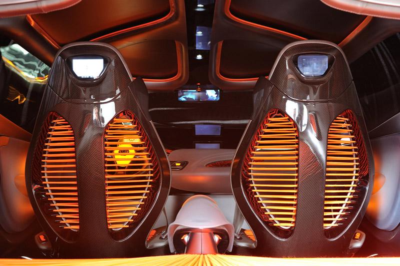 Foto Interiores Renault Captur Cupe 2011