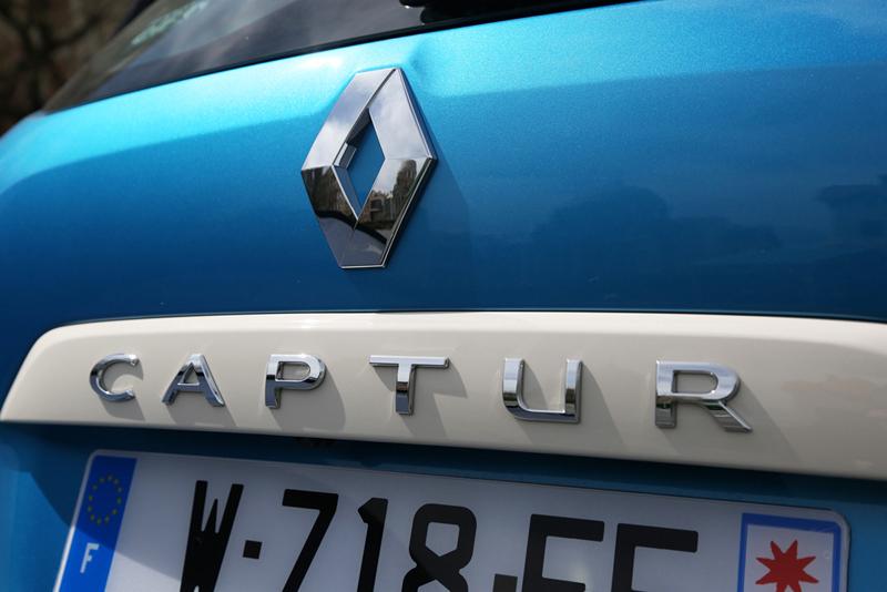 Foto Detalles Renault Captur Suv Todocamino 2013