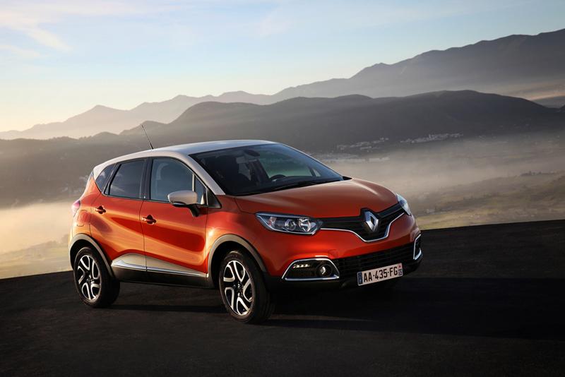 Renault Captur 90 EDC 2013