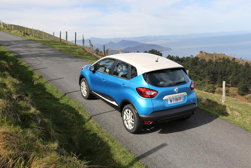 Foto Exteriores Renault Captur Suv Todocamino 2013