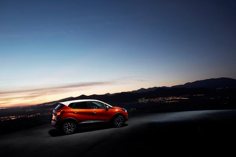 Renault Captur prueba y análisis de las plazas traseras