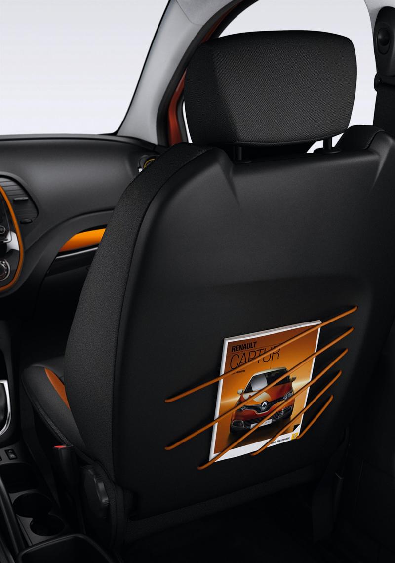 Foto Interiores Renault Captur Suv Todocamino 2013