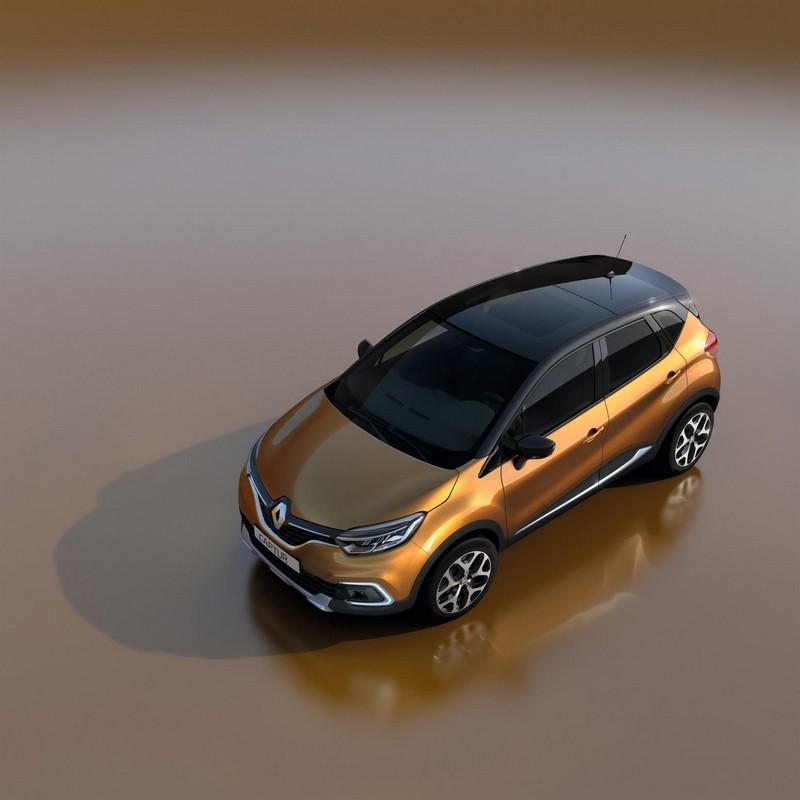 Foto Exteriores Renault Captur Suv Todocamino 2017