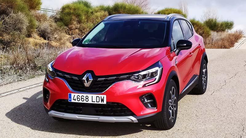 Prueba Renault Captur TCe 130 EDC 2020