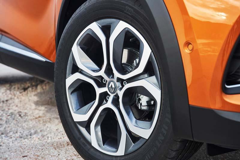 Foto Detalles (3) Renault Captur Suv Todocamino 2020