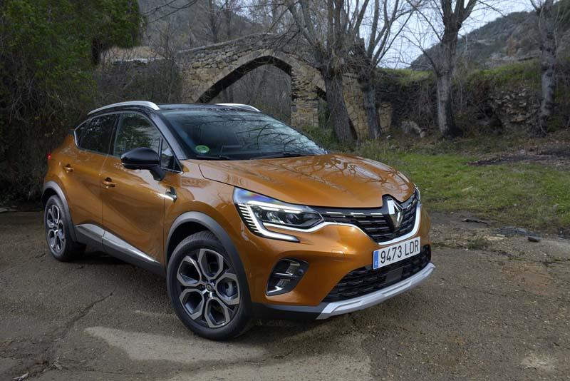 Foto Exteriores (10) Renault Captur Suv Todocamino 2020
