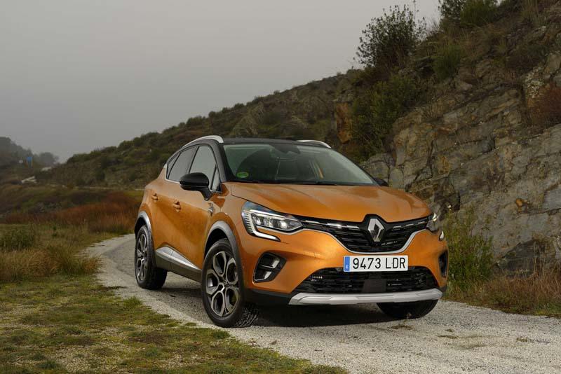 Foto Exteriores (11) Renault Captur Suv Todocamino 2020