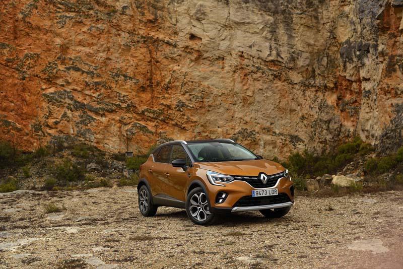 Foto Exteriores (12) Renault Captur Suv Todocamino 2020