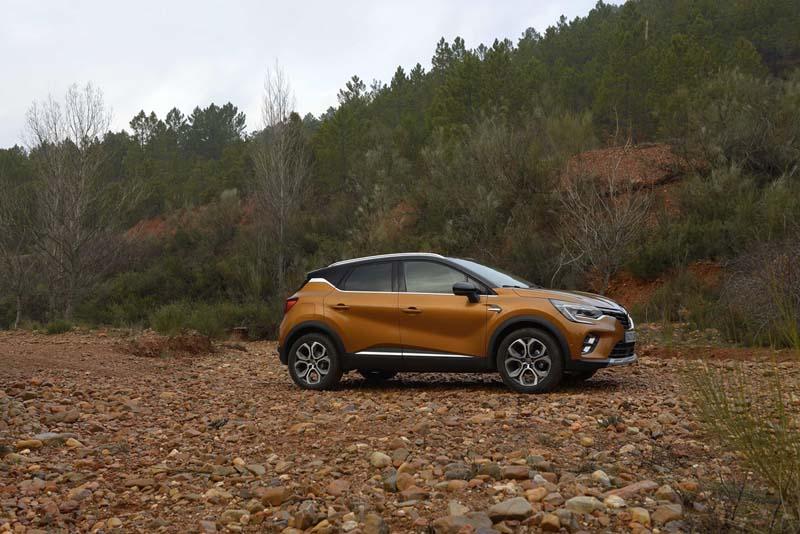 Foto Exteriores Renault Captur Suv Todocamino 2020
