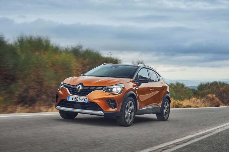 Foto Exteriores (17) Renault Captur Suv Todocamino 2020