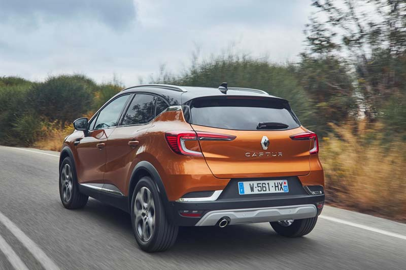 Foto Exteriores (18) Renault Captur Suv Todocamino 2020