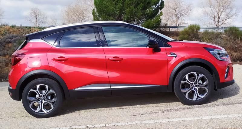 Foto Exteriores (2) Renault Captur Suv Todocamino 2020