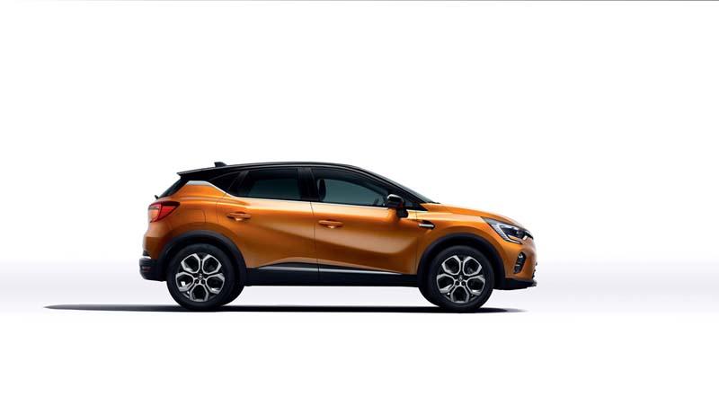 Foto Exteriores (21) Renault Captur Suv Todocamino 2020