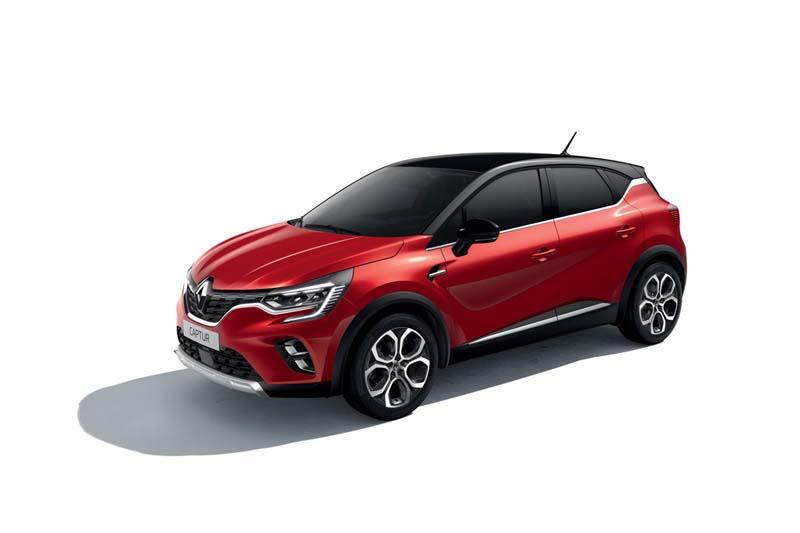 Foto Exteriores (23) Renault Captur Suv Todocamino 2020