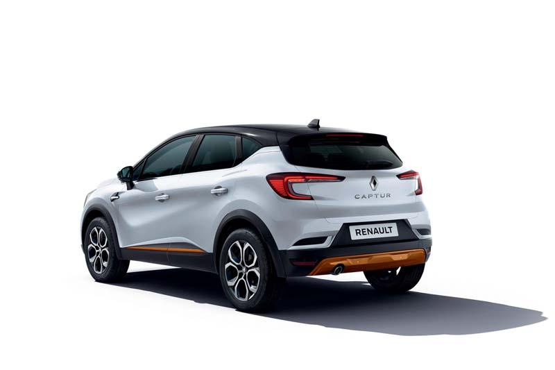 Foto Exteriores (24) Renault Captur Suv Todocamino 2020