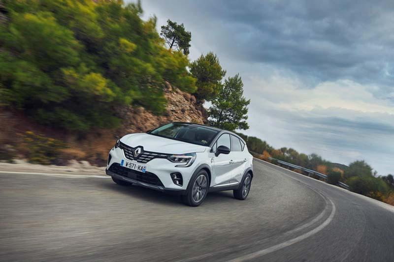 Foto Exteriores (26) Renault Captur Suv Todocamino 2020