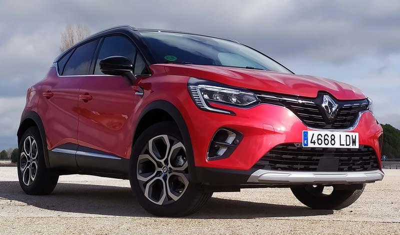 Foto Exteriores (4) Renault Captur Suv Todocamino 2020