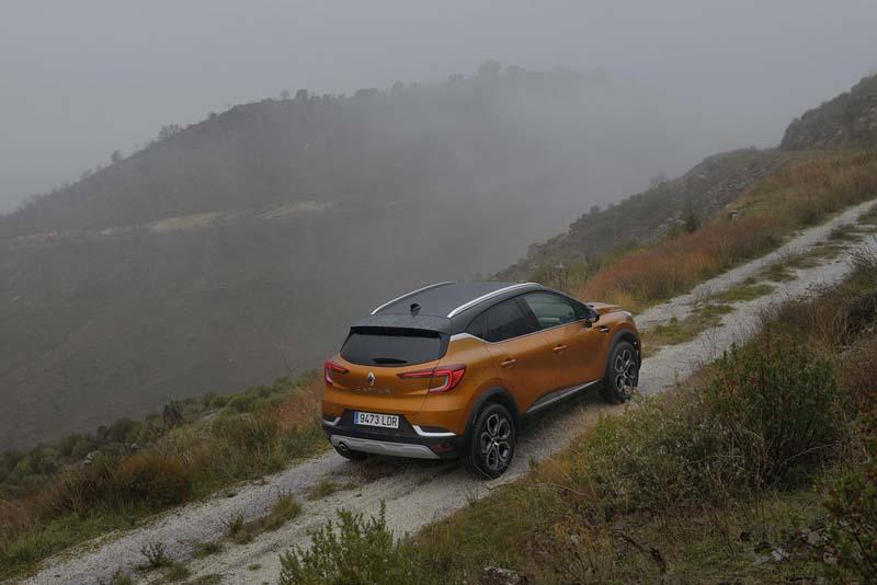 Foto Exteriores (5) Renault Captur Suv Todocamino 2020
