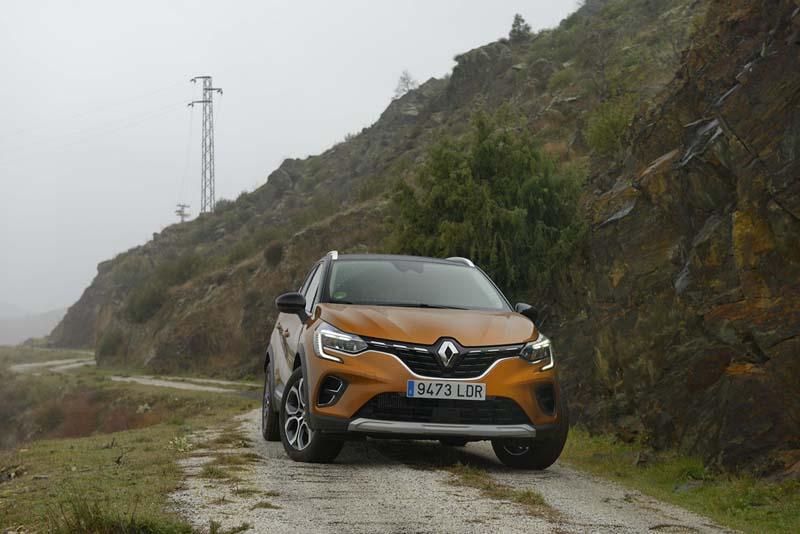 Foto Exteriores (6) Renault Captur Suv Todocamino 2020