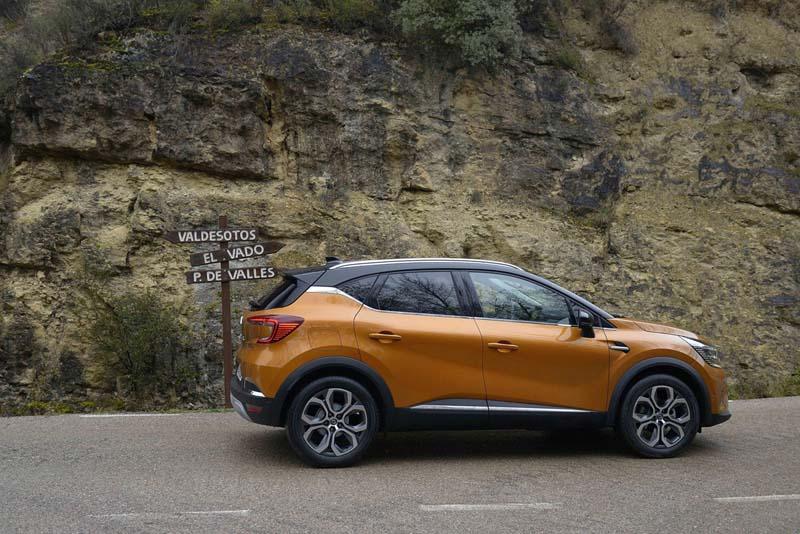 Foto Exteriores (7) Renault Captur Suv Todocamino 2020